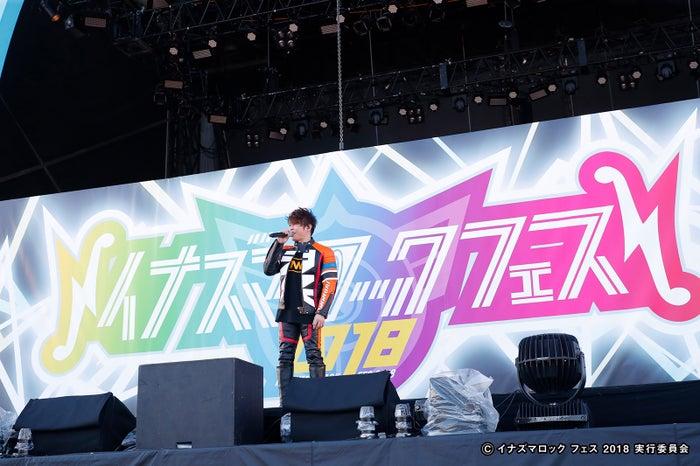 西川貴教 (C)イナズマロック フェス 2018 実行委員会