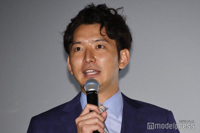生田竜聖アナウンサー(C)モデルプレス