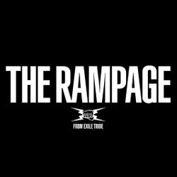 THE RAMPAGE from EXILE TRIBE、1stアルバム「THE RAMPAGE」ジャケット写真(提供写真)
