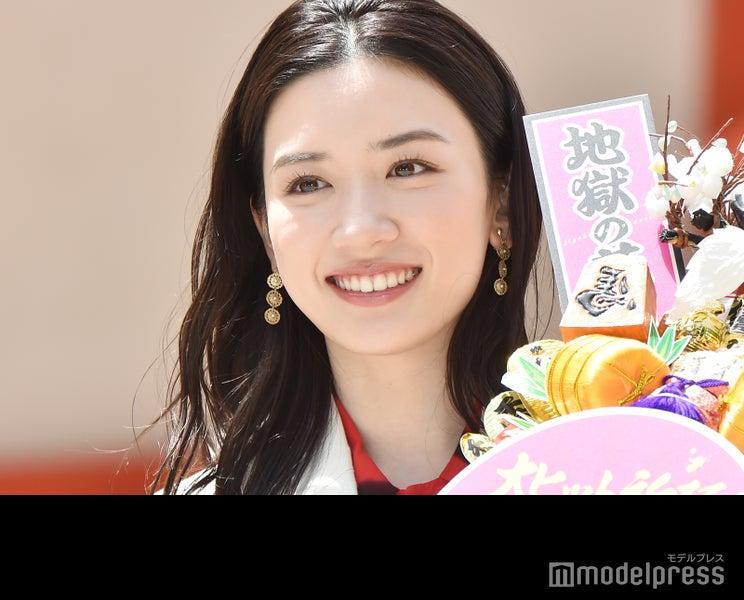 永野芽郁、主演映画の続編をお願い「圧をかけておこうかな」<地獄の花園>
