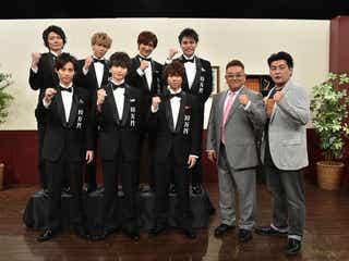 キスマイ、デビュー10周年記念大型特番の放送決定
