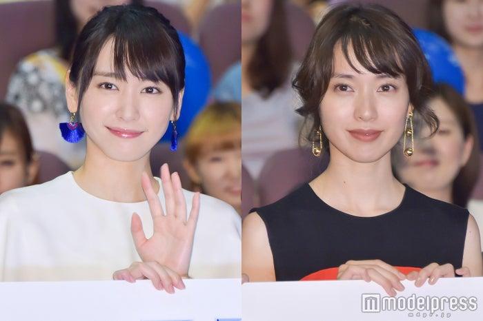 新垣結衣、戸田恵梨香 (C)モデルプレス