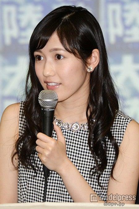 6月6日に迫った「第7回AKB48選抜総選挙」への本音を明かす渡辺麻友【モデルプレス】