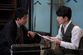 小栗旬×星野源、映画初共演で昭和最大の未解決事件に挑む<罪の声>