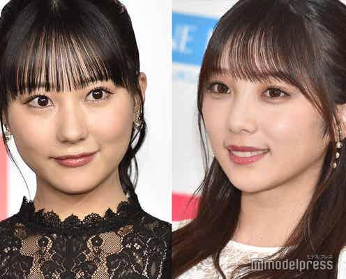 HKT48田中美久、乃木坂46与田祐希との過去ショット続々公開「強い」「与田美久待ってました」とファン歓喜