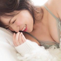 NMB48吉田朱里の美バストに釘付け アカリンボディになるためには?