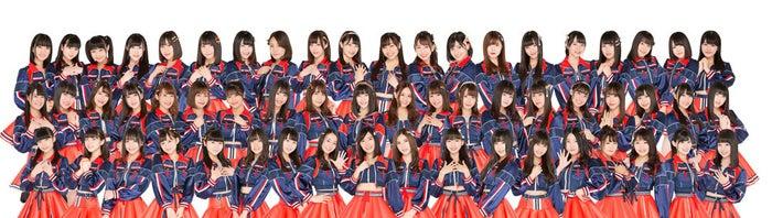 SKE48(画像提供:フジテレビ)