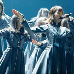 欅坂46「2nd YEAR ANNIVERSARY LIVE」(提供写真)