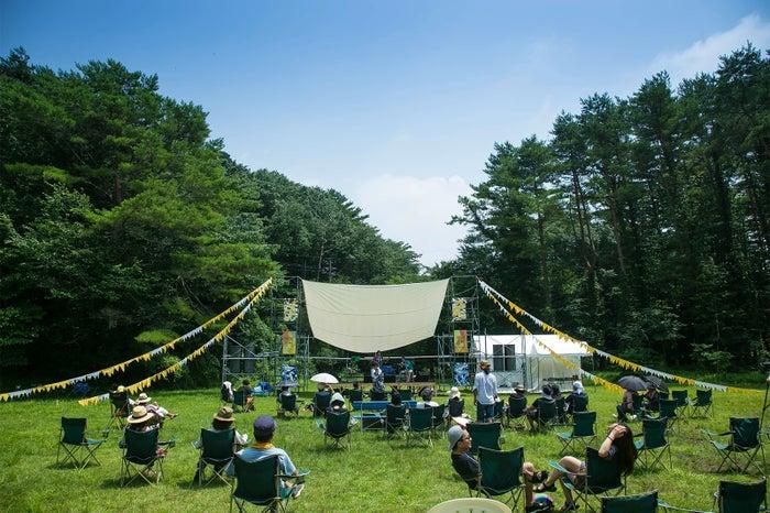 湖畔の映画祭/画像提供:湖畔の映画祭実行委員会