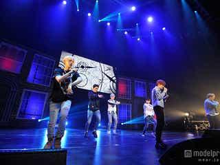 BEAST、1年ぶり日本ファンミで新曲初披露 5000人熱狂