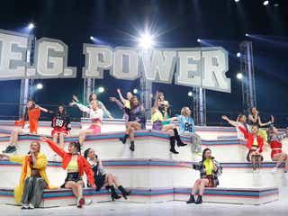 E.G.family、初の全国ホールツアー完走 E-girls新曲を初パフォーマンス