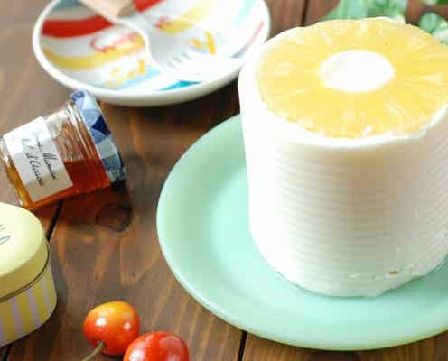 フルーツ缶詰まるごと使ってインパクト大!特大サイズのフルーツゼリー3選