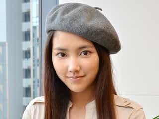 「non-no」モデル竹富聖花、キスシーンの裏話&スタイルキープ法を語る モデルプレスインタビュー