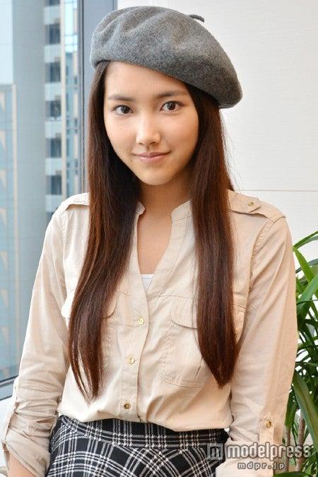 モデルプレスのインタビューに応じた竹富聖花