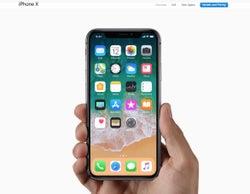 「iPhone X」/Appleオフィシャルサイトより