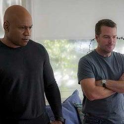 『NCIS:LA』LL・クール・Jが語る、刑事ドラマと警官のあるべき姿とは?