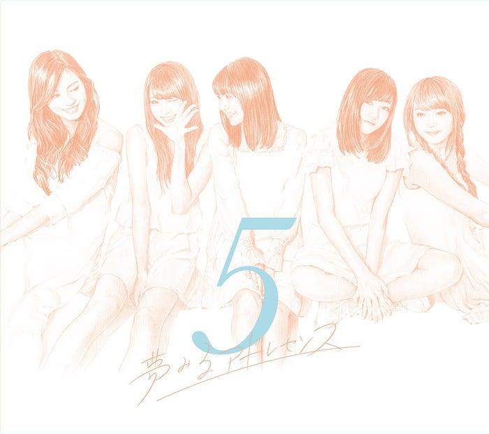 夢みるアドレセンスのベストアルバム「5」(初回盤A)/画像提供:ソニー・ミュージックレーベルズ