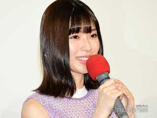 白石聖のアイドル姿に「一目惚れ」桜井ユキが絶賛<だから私は推しました>