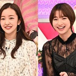 """篠田麻里子、板野友美は新婚夫と「ずっとイチャイチャ」 """"ダンナの昼顔""""を語る"""