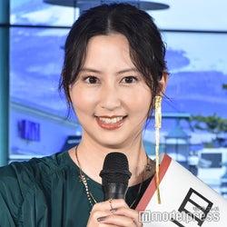 河北麻友子 (C)モデルプレス
