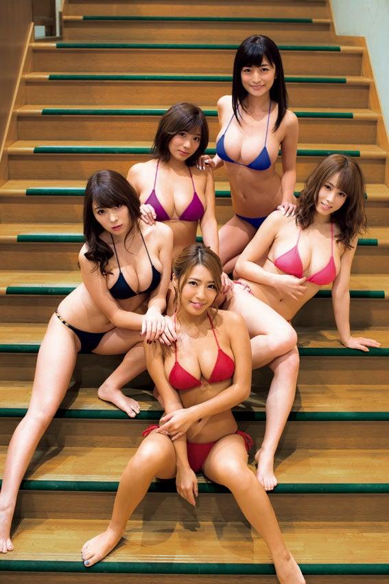 グラドル軍団R・I・P GIRLS 画像