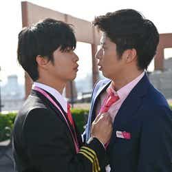モデルプレス - 田中圭と千葉雄大がキス「おっさんずラブ-in the sky-」初回からまさかの衝撃展開で反響続出
