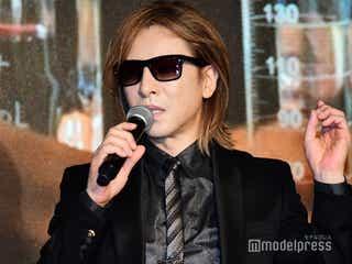 X JAPAN・YOSHIKI「売名行為と言われてもいい」コロナ支援の寄付公表に想いつづる