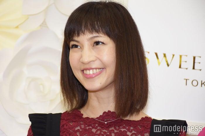 安田美沙子 (C)モデルプレス