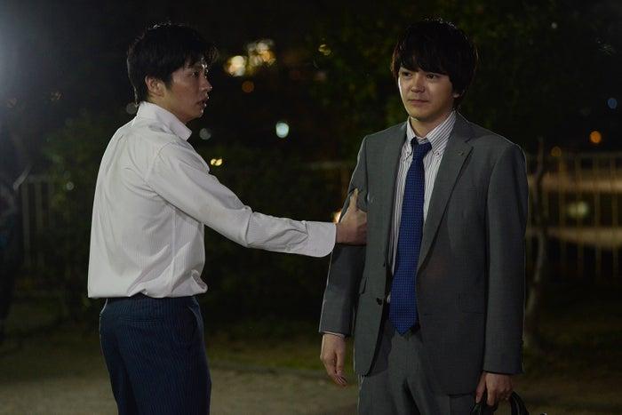 切なすぎる名シーン… 「おっさんずラブ」第2話より(C)テレビ朝日