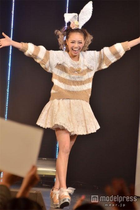先月末の「Popteen MODEL オーディション祭り2012」では、元気な笑顔でウォーキングを披露していた廣瀬麻伊