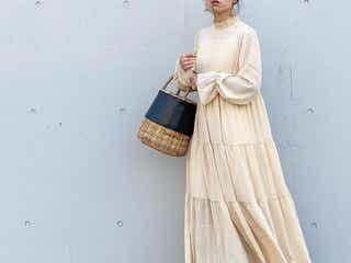 春に向けて手に入れたい!ロマンティックなスカート&ワンピースまとめ