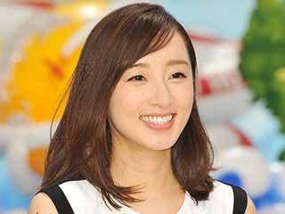 仕事復帰の西尾由佳理アナ、子どもの成長に涙&出産を振り返る