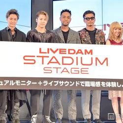 "EXILE THE SECOND、Dream Ami&Shizuka、THE RAMPAGE、""カラオケの十八番TOP3""発表で盛り上がる<ランキング一覧>"