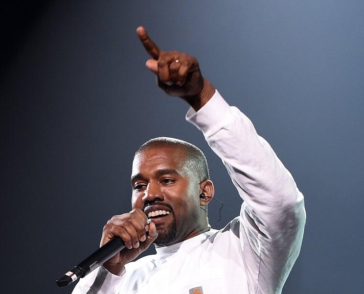 米歌手カニエ・ウェスト、大統領選への出馬表明
