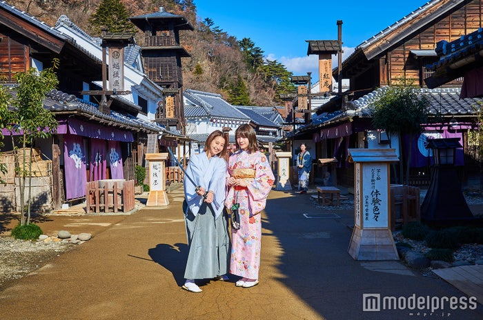 江戸時代の雰囲気をリアルに体験しちゃおう!(C)モデルプレス