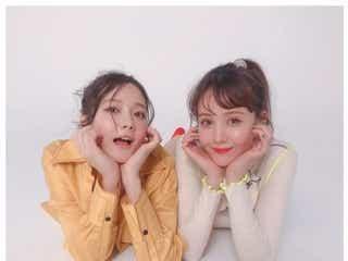 トリンドル玲奈、美人妹・瑠奈への愛爆発「踏み台にしてどこまでも行って欲しい」