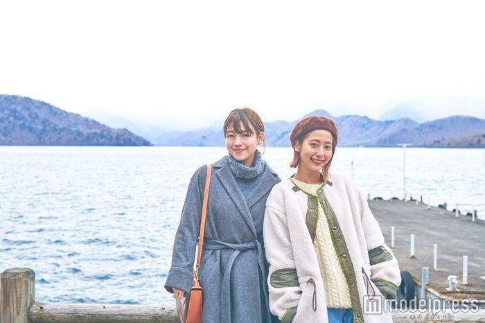 標高1,200m以上の高さにある山奥の湖・中禅寺湖(C)モデルプレス