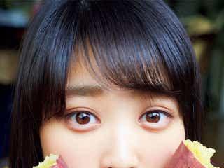 欅坂46石森虹花にほっこり 癒しの素顔全開