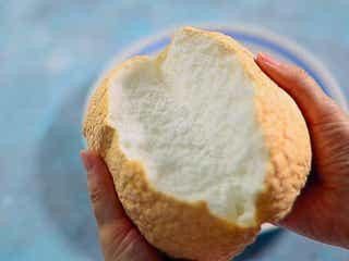 材料はたった3つ!初心者さんでも簡単に作れる!不思議食感♡「雲パン」レシピ