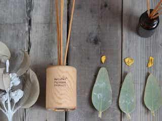 """外出先でも""""幸せの香り""""100%天然植物由来のアロマで簡単リフレッシュ"""