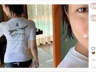 木村文乃、Tシャツぴったり水濡れ姿に歓喜の声 「色気ダダ漏れ…」 女優・木村文乃が自身のインスタグラムを更新。色気あふれるダイビング姿に称賛の声が殺到している。