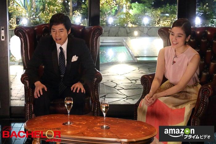 今田耕司(左)とスタジオトークを繰り広げた筧美和子(C)2016 Warner Bros. International Television Production Limited. Allrights reserved.(C)YD Creation All rights reserved