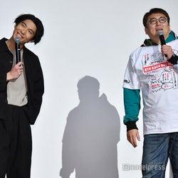 賀来賢人、福田雄一監督の息子からダメ出し?「基本的に全部一緒」<今日から俺は!!>