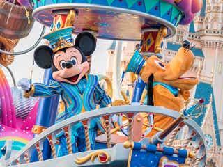 ディズニー、新パレード&リニューアル「イッツ・ア・スモールワールド」ひと足早く一部公開