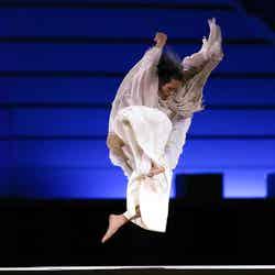 ダンスを披露した森山未來/Photo by Getty Images