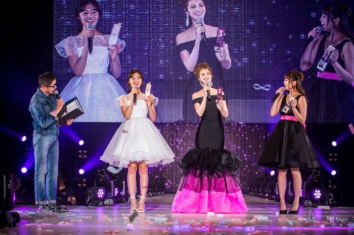 「Barbie by PienAge」ステージの様子/古畑星夏、マギー、大川藍