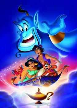 「金曜ロードSHOW!」、ディズニー映画「美女と野獣」「アラジン」2週連続放送