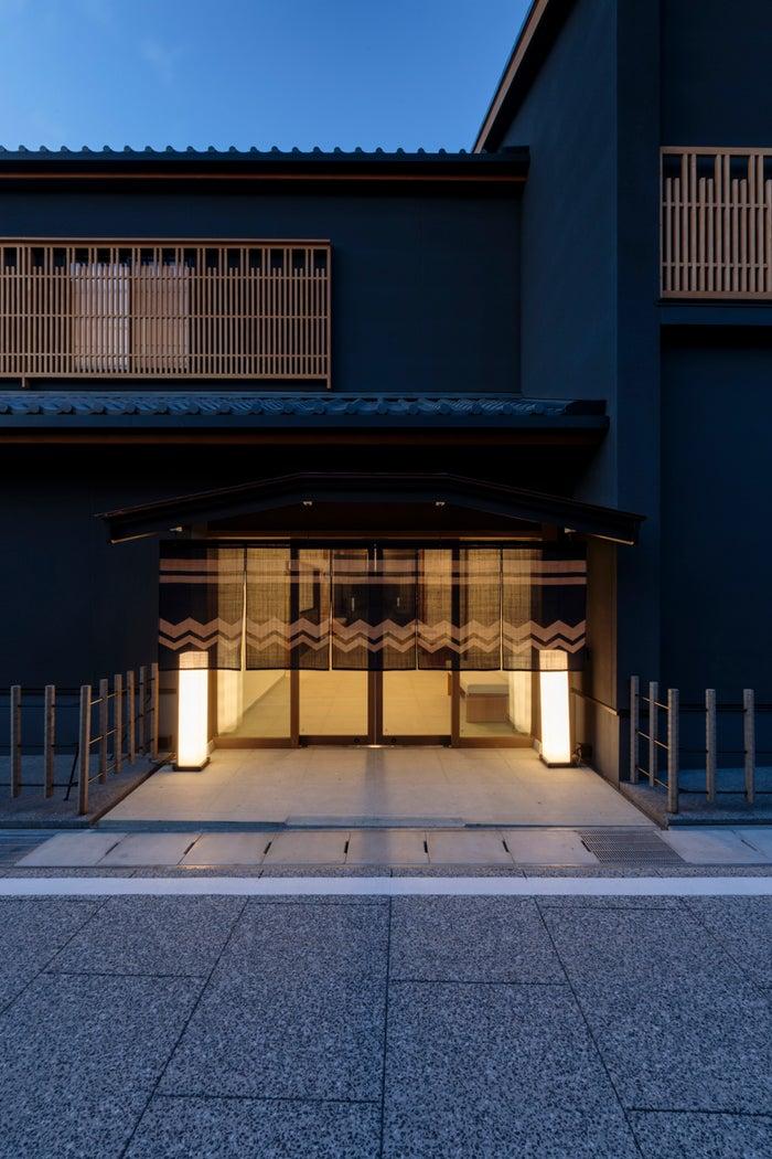 「yubune」エントランス Photo Tomohiro Sakashita
