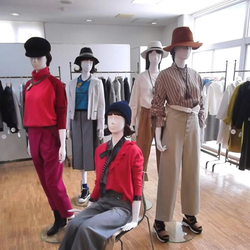 京王百貨店の婦人服PB「カピス」 モード感あるスタイル