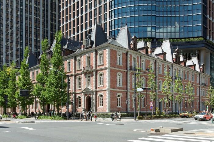 赤レンガが美しい、三菱一号館美術館/画像提供:三菱一号館美術館<br>